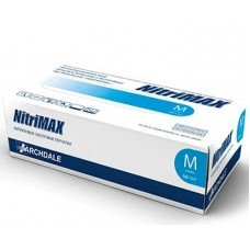 Перчатки нитриловые Nitrimax стандартные