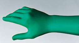 Фото перчатки хирургические неопреновые