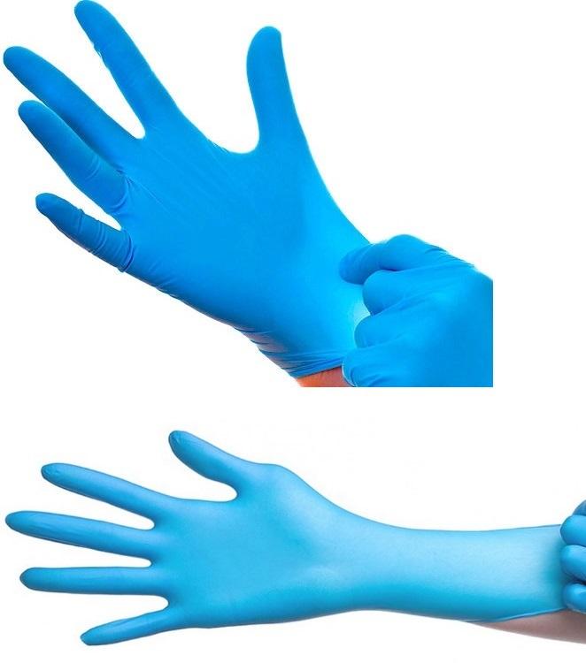 Сравнение винило-нитриловых и нитриловых перчаток