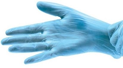 Перчатки из термоэластичного эластомера (TPE-перчатки)