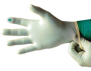 Фото система двойных перчаток с индикацией прокола