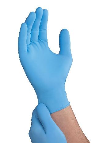 Фото нитрила - материала нитриловых перчаток