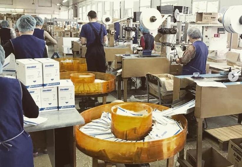 Производство перчаток Ардейл